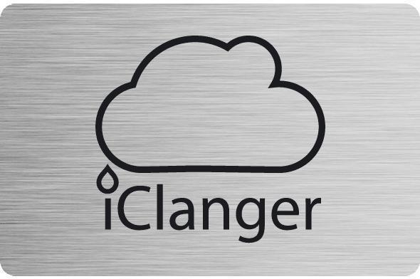 iClanger interpretation of iCloud