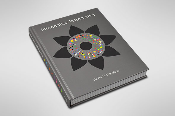 Cover image of the book Information is Beautiful