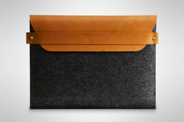 Mujjo's case for iPad